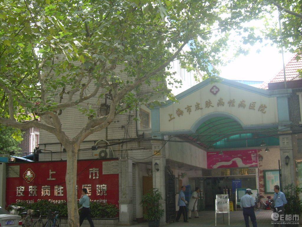 上海皮肤病性病医院